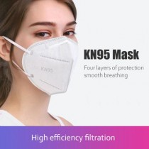 PPE FFP2 Safe disposable Mouth Mask 4 Layer Anti Corona Virus